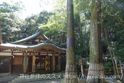 奈良県の大神神社の画像