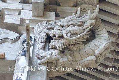 由良比女神社の参拝記|御朱印と東京・大阪・松江からのアクセス