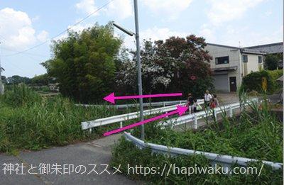 廣瀬大社のアクセス