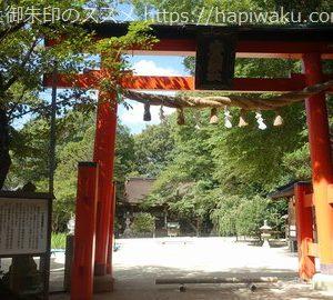 廣瀬大社(奈良県)で御朱印をいただきました|法隆寺駅からのアクセスと龍田大社と両参りのススメ