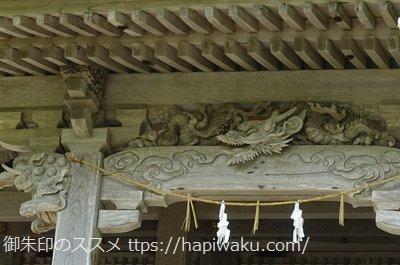 気多大社の摂社白山神社