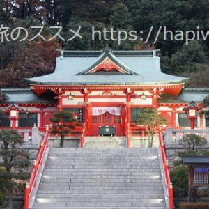 織姫神社で御朱印を拝受|ご利益、御朱印帳の値段と種類、駐車場、階段で注意すべき点を紹介