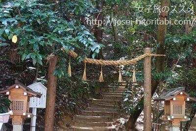 三輪山の登拝口