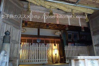 丹生川上神社 下社