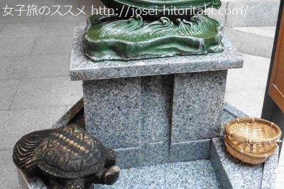 小網神社の銭洗弁財天