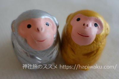 日吉大社の勝猿みくじ