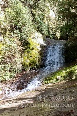 室生の吉祥龍穴の滝