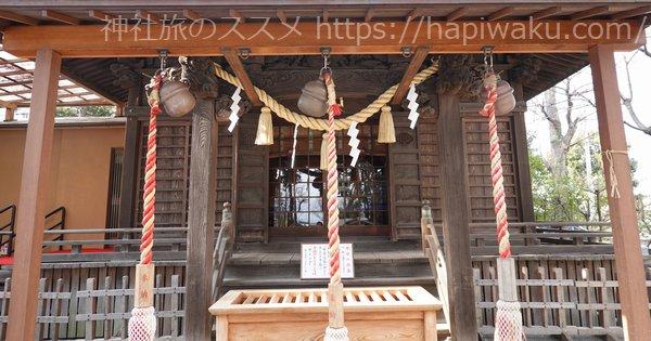 星川杉山神社